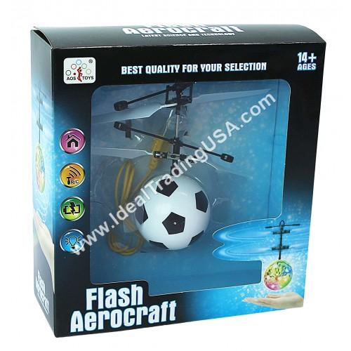 Flying Ball - Soccer w/ Remote (72pcs/ctn)