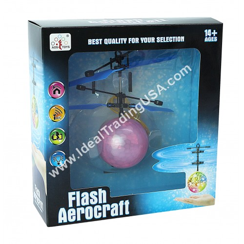 Flying Ball - w/ Remote (72pcs/ctn)