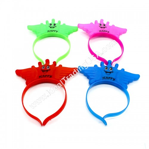 Head Band with Lights & Battery (400pcs/Box)