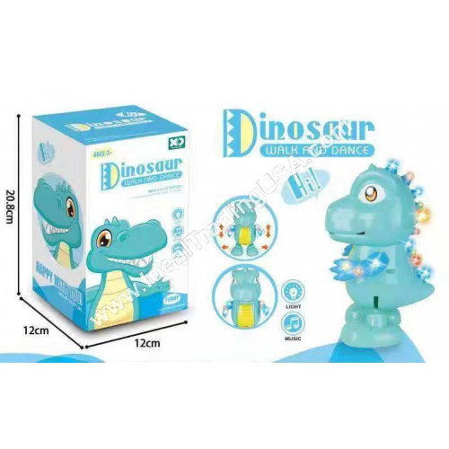 B/O Walk&Dance Dinasour (48pcs/box)