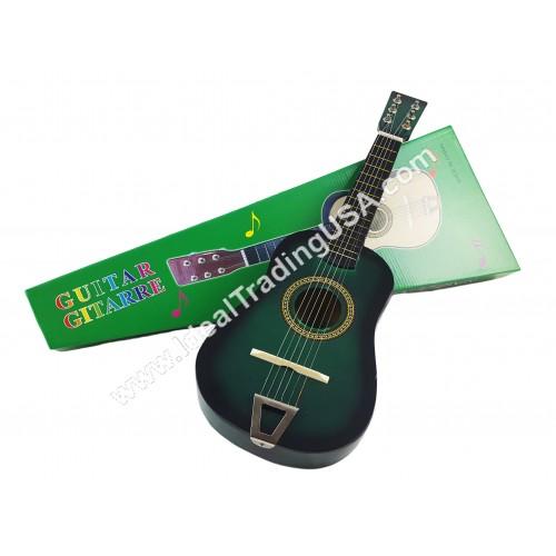 Guitar (Green) (20 pcs/ctn)