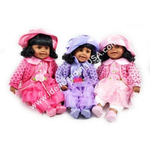 """23"""" AA Cathay Dolls (14pcs/Box)"""