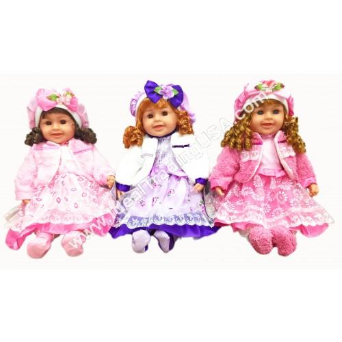 """23"""" Cathay Dolls (14pcs/Box)"""