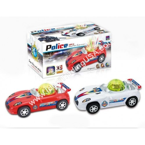 BO car with light and music  (96 pcs/ctn)
