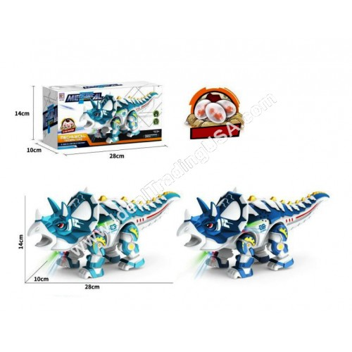 B/O Dinosaur w/sound (36pcs/box)