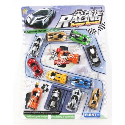 Pull back racing cars (72pcs/box)