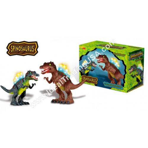 Walking Sound & Light Spinusaurus (24pcs/box)