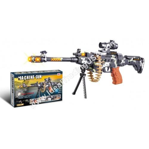 B/O Toy Gun w/ Lighs & Music (36pcs/box)