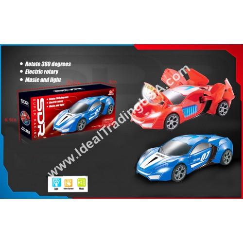 B/O Sports Car Red/Blue colors(36pcs/Box)