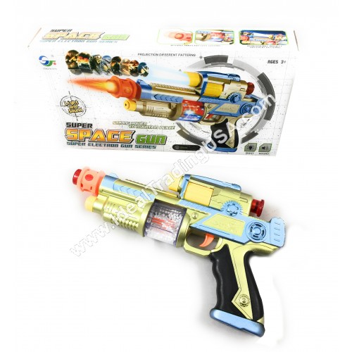 B/O Gun w/sound (60pcs/box)