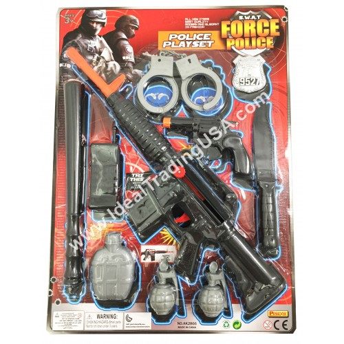 Blister Gun Pack (24pcs/Box)