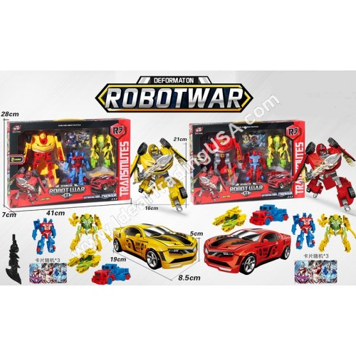 Transformer (24 pcs/box)