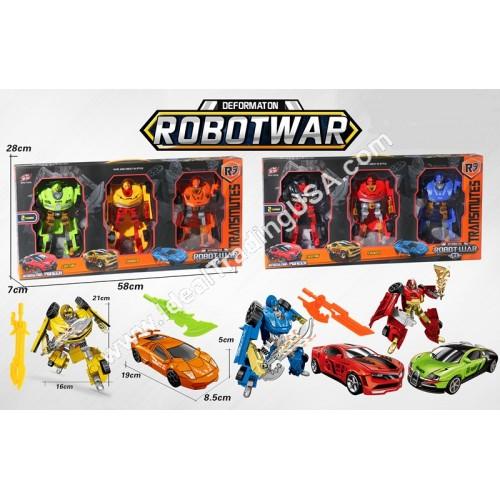 Transformer (18pcs/box)