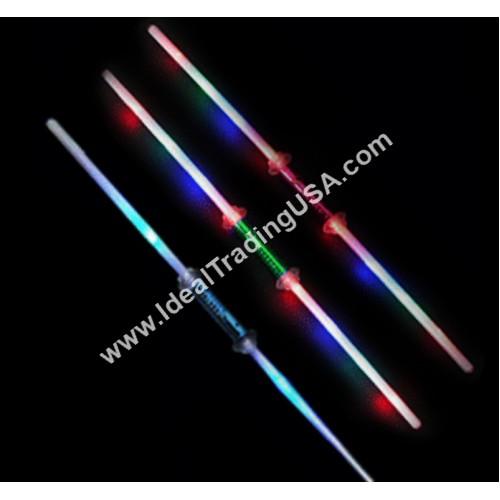 Double Edged Light Up Sword (72pcs/Box)