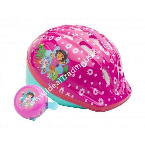 Dora The Explorer Kids Helmet (2pcs/Box)