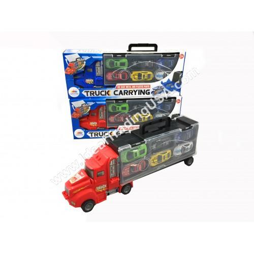Truck carrying w/6pcs car (36pcs/box)