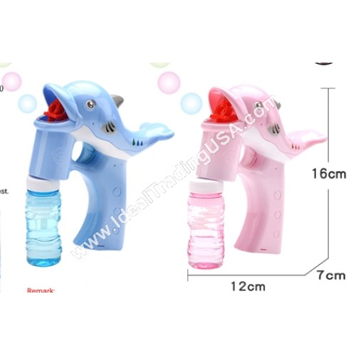 Dolphin Bubble Gun (48pcs/box)