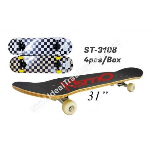 31 Inch Skateboard (4pcs/Box)