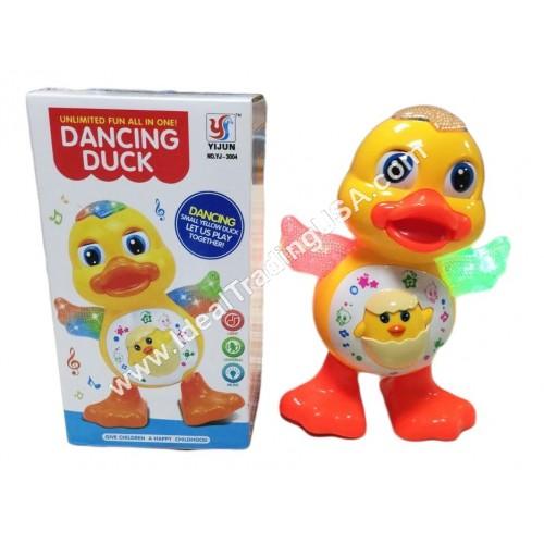 B/O Rocking Duck with Light & Music (48pcs/Box)