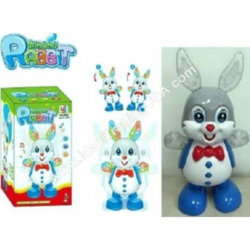 B/O Dancing Rabbit (48pcs/Box)