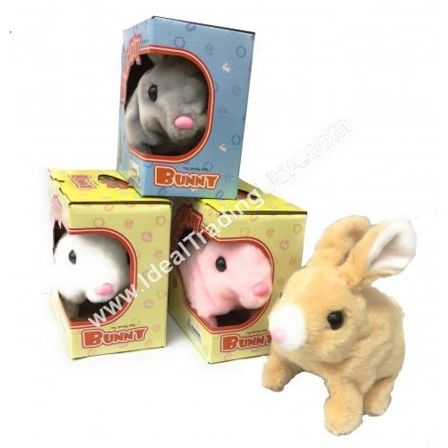 B/O rabbit  (48pcs/Box)